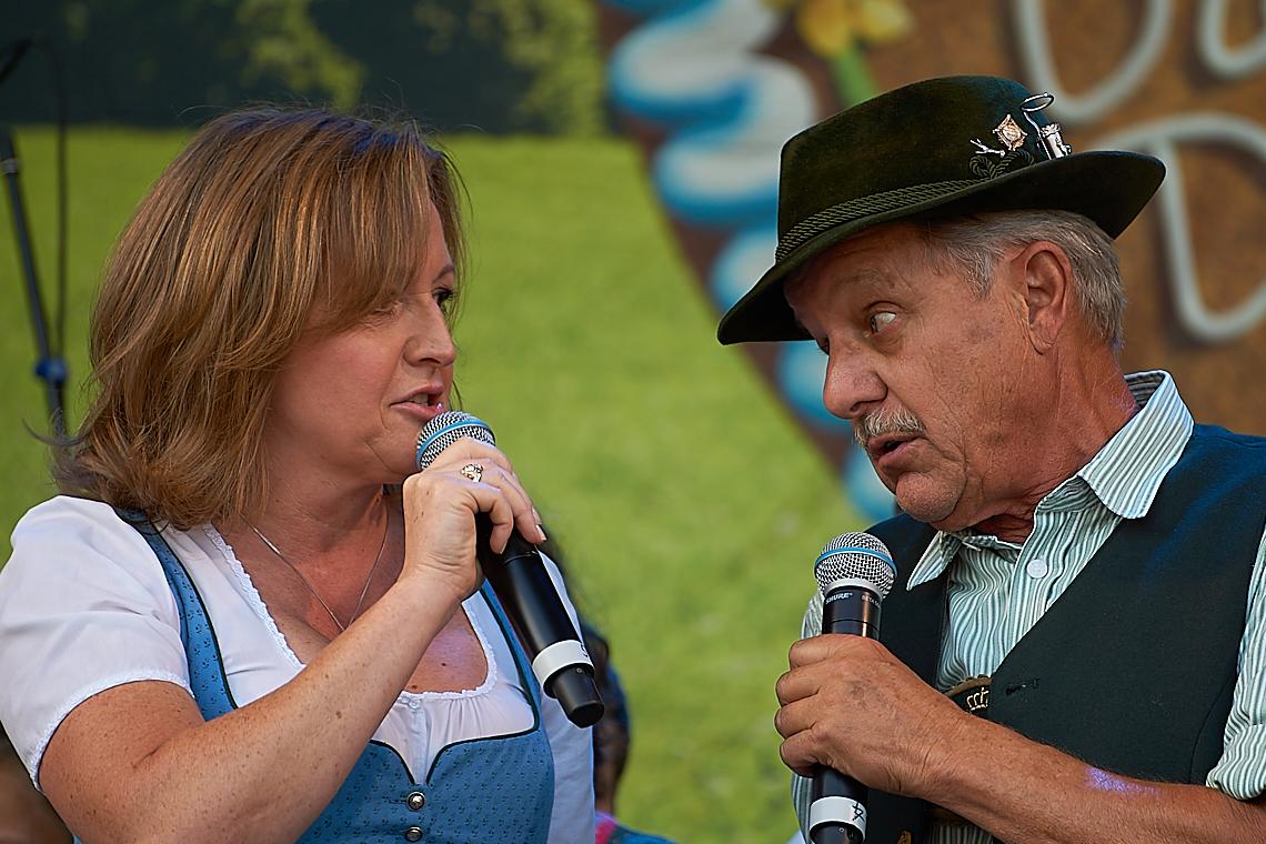 Senta Auth & Werner Rom